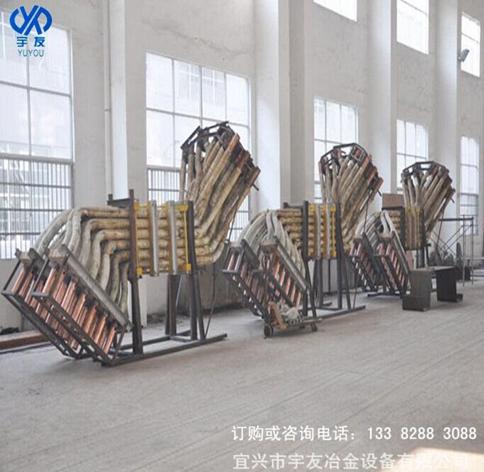 短网冶金电炉成套短网系统